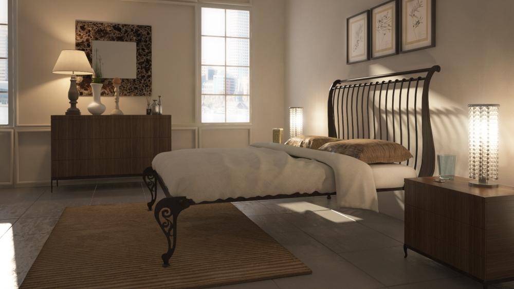 Olasz stílusú hálószoba - Italian style bedroom (1/3)