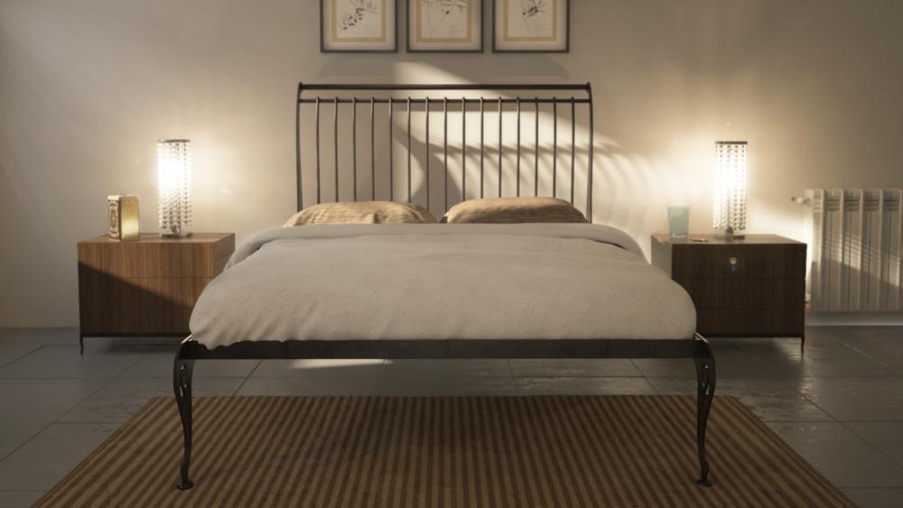 Olasz stílusú hálószoba - Italian style bedroom (3/3)