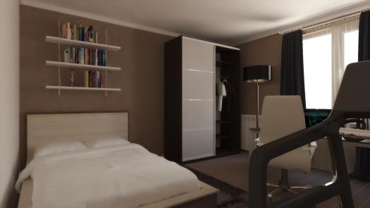 Fiú modern szoba 2